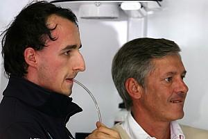 Formula 1 Kubica set for driving return in October