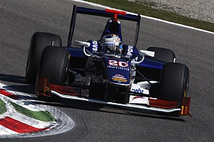 FIA F2 Tident Racing Monza qualifying report