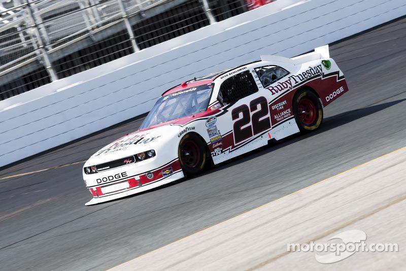 Dodge Teams Richmond II race quotes