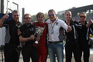 FIA F2 Scuderia Coloni Monza race 1 report