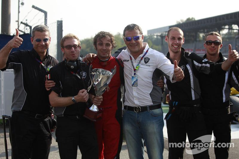 Scuderia Coloni Monza race 1 report