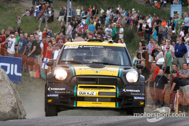 Brazil WRT Rally Australia leg 2 summary