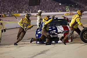 NASCAR Cup Toyota teams Richmond II race notes, quotes