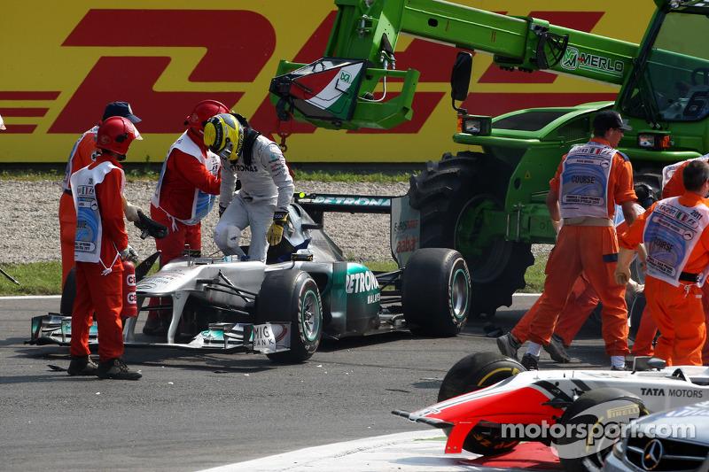Mercedes Italian GP - Monza race report