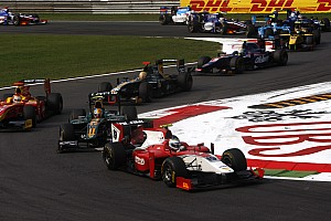 FIA F2 Scuderia Coloni Monza race 2 report