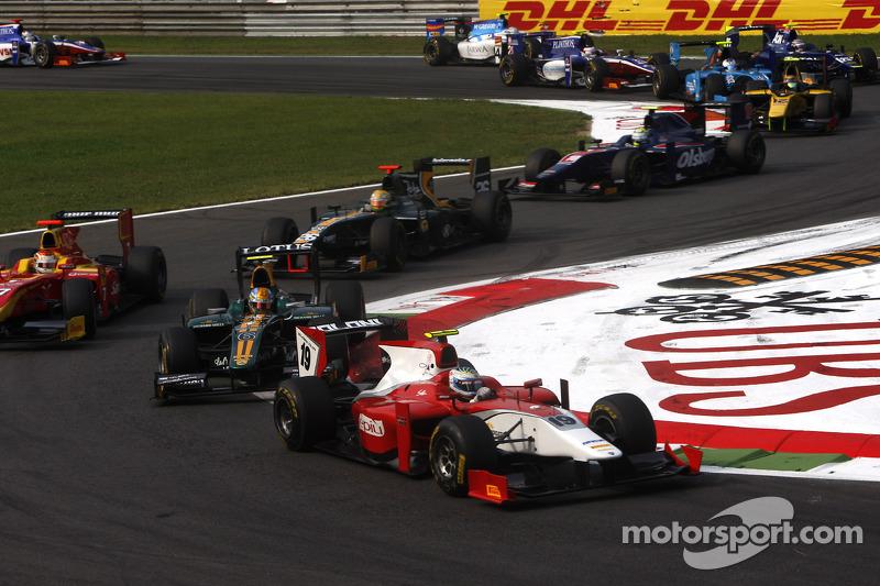 Scuderia Coloni Monza race 2 report