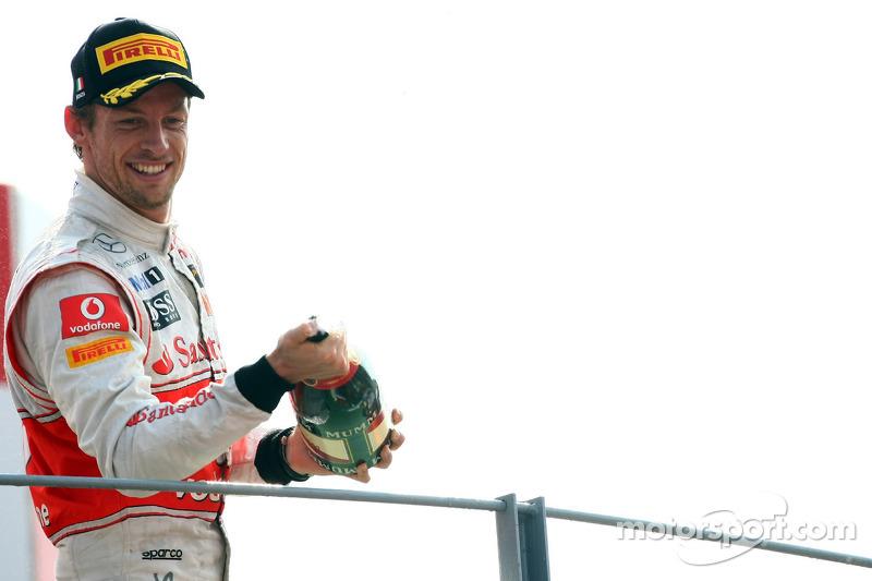 Button says McLaren 'listening more' now