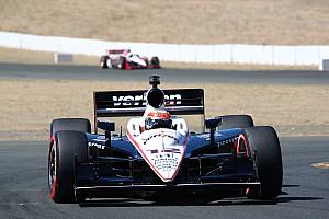IndyCar Honda Racing Motegi Friday report