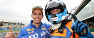 Supercars Davison and Youlden take L&H 500 pole