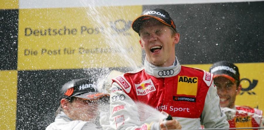 Ekstrom wins chaotic race at Oschersleben