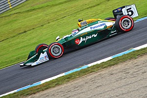IndyCar KV Racing – Lotus Motegi race report
