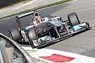 Half of all Germans advise Schumacher to retire