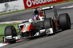 Formula 1 HRT ready for physically demanding Singapore GP