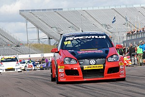 BTCC AmD Milltek Racing Rockingham event summary