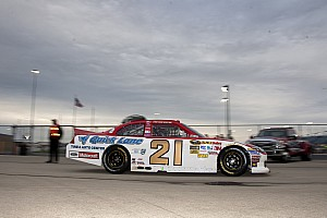 NASCAR Cup Bayne Chicagoland race report