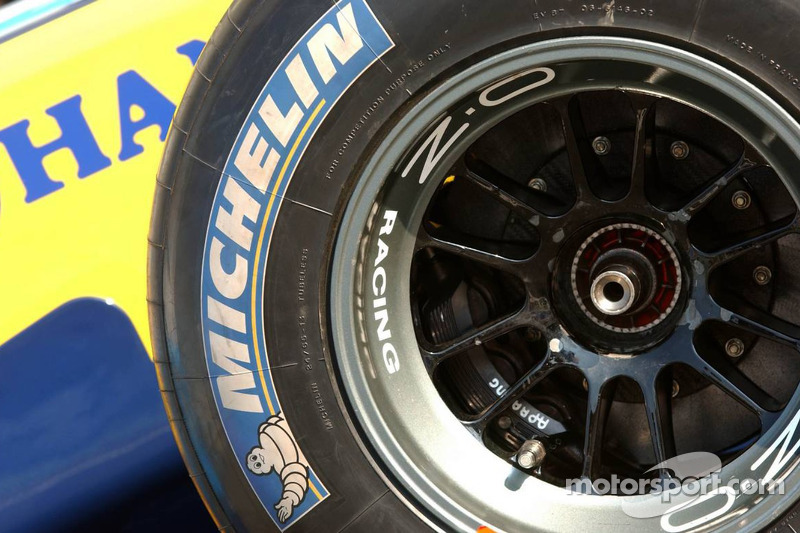 Michelin would return to F1 tyre war