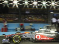 McLaren Singapore GP qualifying report