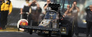 NHRA Series final qualifying for Texas Fall Nationals