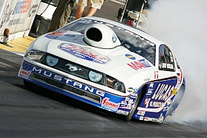 NHRA Morgan Dallas Saturday report