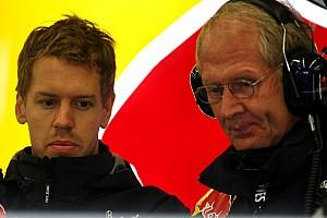 Formula 1 Vettel back to work next week after title party