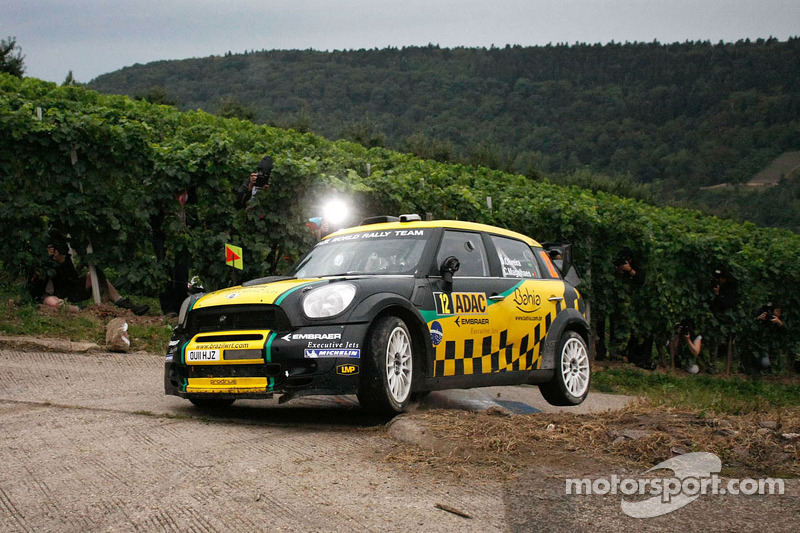 Brazil WRT hopes for strong Rallye de France results