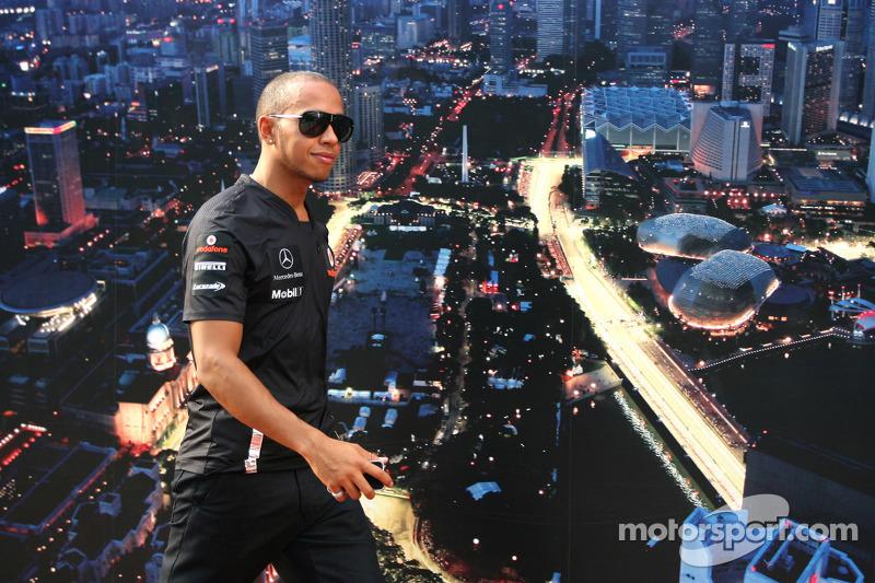 Antics could cost Hamilton McLaren seat - Herbert