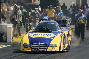 NHRA Ron Capps heads to Reading