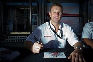 ALMS Allan McNish Petit Le Mans qualifying report