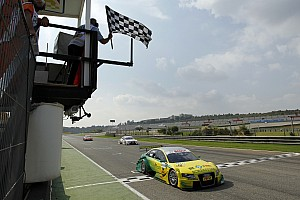 DTM Audi driver Martin Tomczyk is DTM Champion