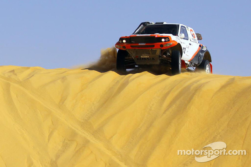 Pharaons Rally, Day 4 Playing with Protos