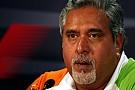Mallya denies selling Force India