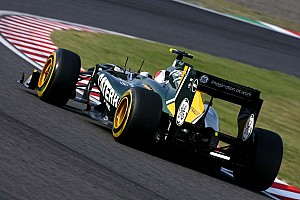 Formula 1 Team Lotus Japanese GP - Suzuka race report