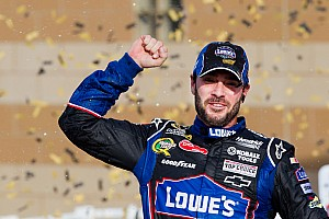 NASCAR Cup Series weekly teleconference: Jimmie Johnson
