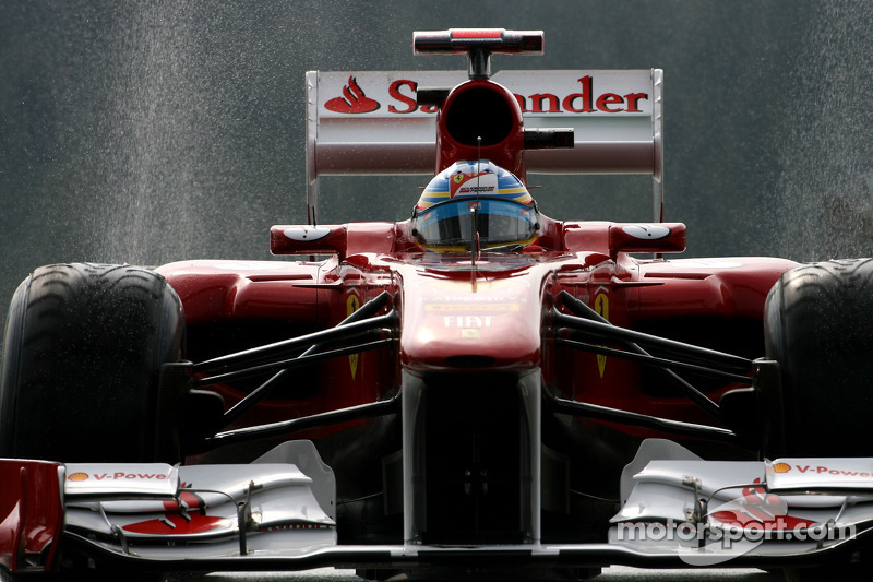 Ferrari Korean GP - Yeongam Friday practice report