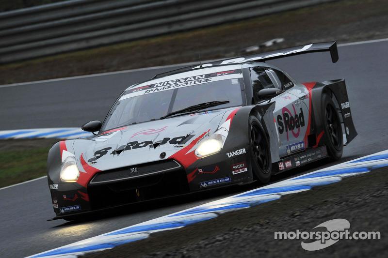 S Road MOLA earns Motegi GT 250 pole