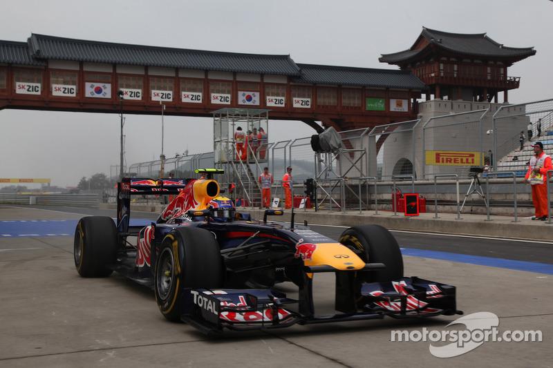 Red Bull Korean GP - Yeongam race report