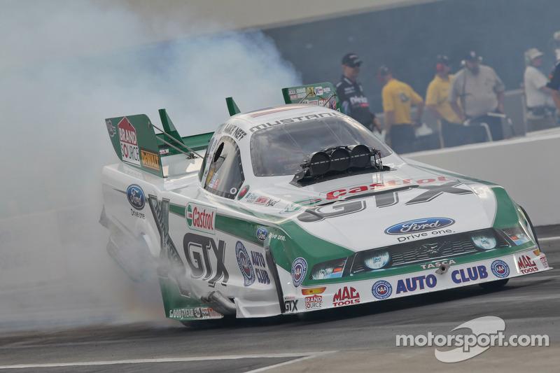 John Force Racing Phoenix final report