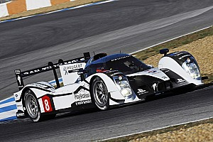 ALMS The Peugeot 908 HYbrid4 Takes to the Track