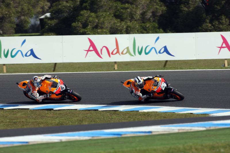 Repsol Honda champs head to Malaysian GP