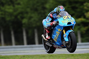 MotoGP Hopkins forced to withdraw from Malaysian Grand Prix
