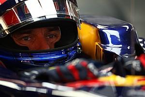 Formula 1 Red Bull 'behind me' for final 2011 goal - Webber