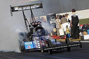 NHRA U.S. Army Racing Las Vegas Saturday report