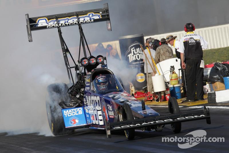 U.S. Army Racing Las Vegas Saturday report