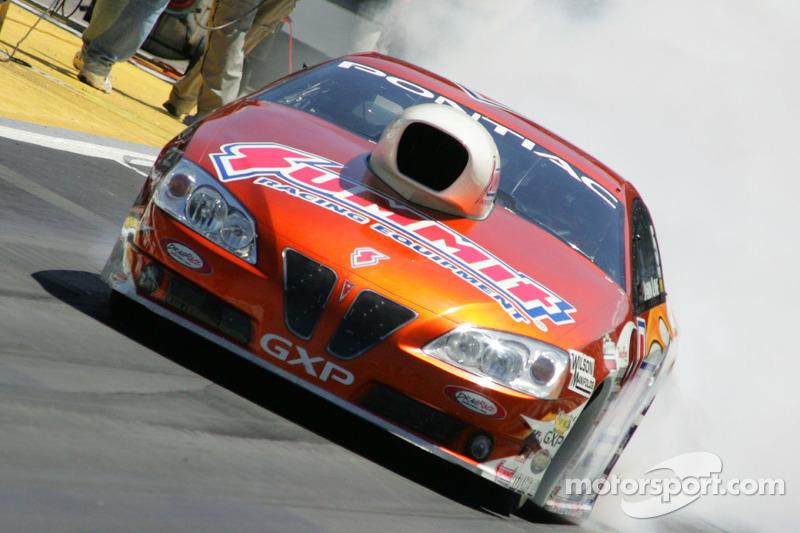 Jason Line clinches 2011 Pro Stock championship at Las Vegas