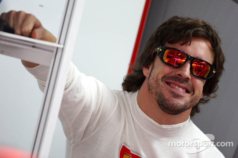 Alonso not desperate for runner-up title