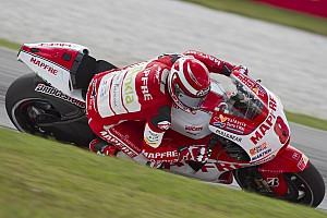 MotoGP Aspar Valencia GP Friday report