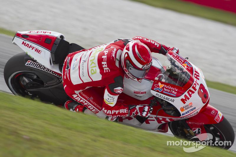 Aspar Valencia GP Friday report