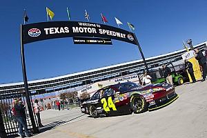 NASCAR Cup Jeff Gordon Texas II Friday media visit