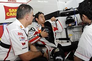 MotoGP Gresini Racing  Valencian GP qualifying report