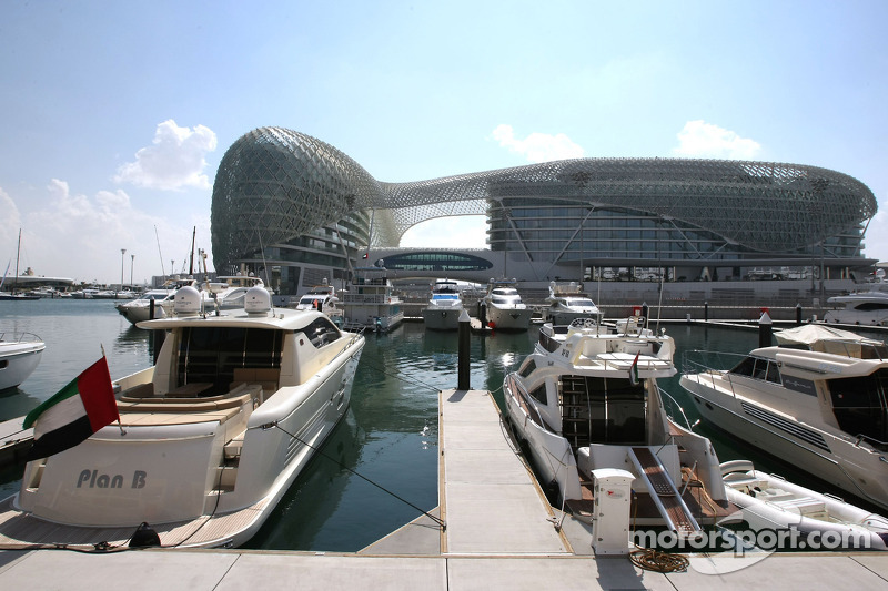 Two DRS zones could transform Abu Dhabi spectacle